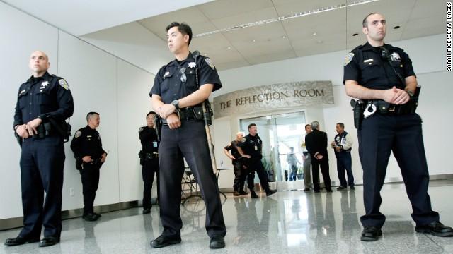 Охорона аеропортів