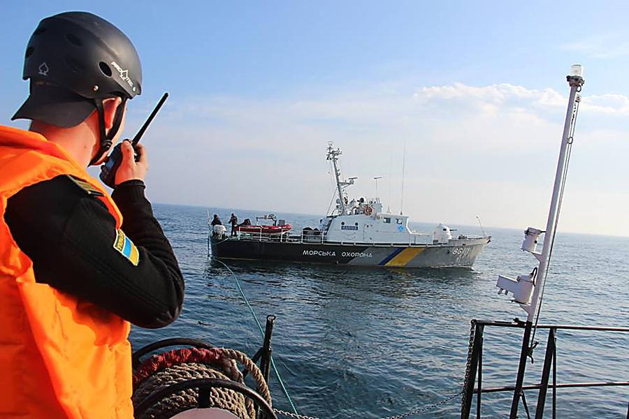 Охрана портов