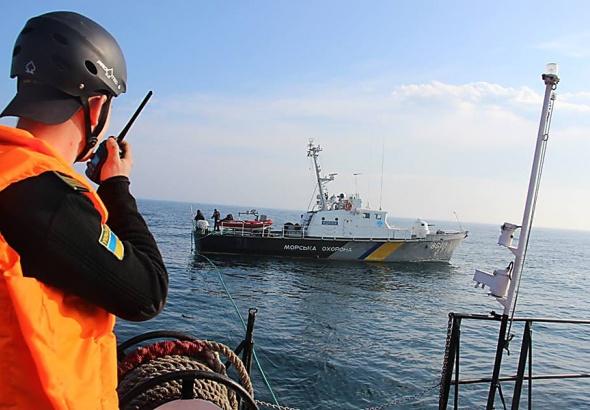 Охорона портів